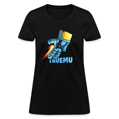 Woman's T-Shirt: Jetpack TrueMU 2 - Women's T-Shirt