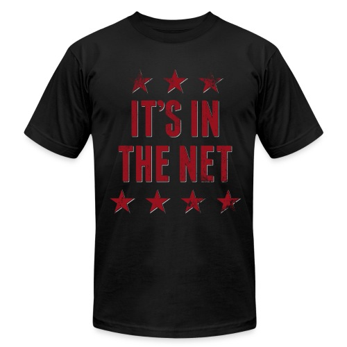 It's in the Net! - Men's - Men's Fine Jersey T-Shirt