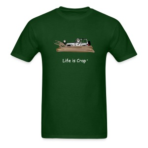 Jeep Stuck in Mud - Mens Classic T-shirt - Men's T-Shirt