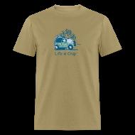 T-Shirts ~ Men's T-Shirt ~ Jeep Mountain Bike Overpass