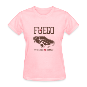 Rogue Fuego With (Brown/Magenta) - Women's T-Shirt
