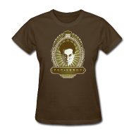 Women's T-Shirts ~ Women's T-Shirt ~ Women's PKE Surge 2014 - Green