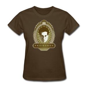 Women's PKE Surge 2014 - Green - Women's T-Shirt