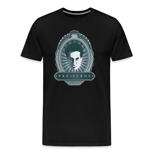 Men's PKE Surge 2014 - Blue 3XL - Men's Premium T-Shirt