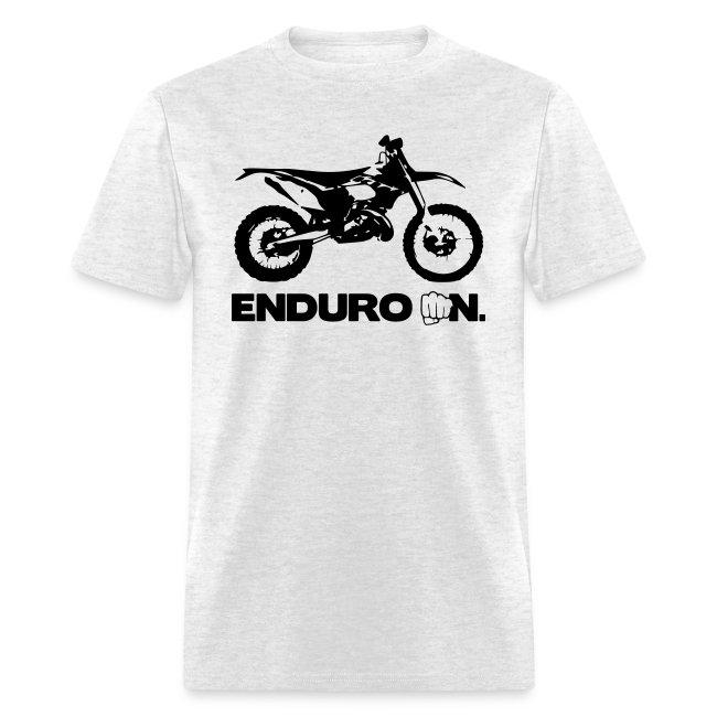 "2Stroke ""Enduro On"" - Black Logo"