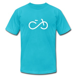 Infinity Cycling - Men's Fine Jersey T-Shirt