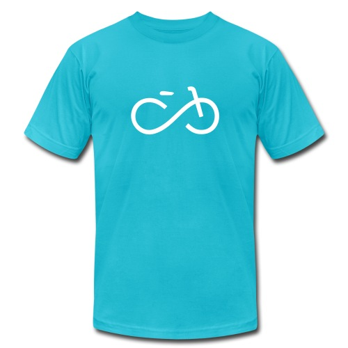 Infinity Cycling - Men's  Jersey T-Shirt