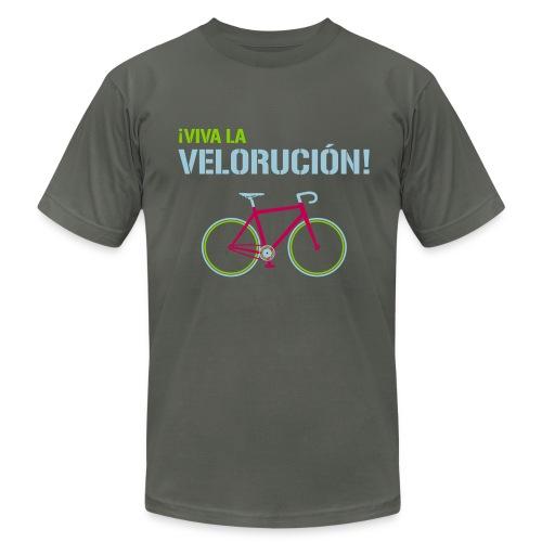 Viva la Velorucion - Men's  Jersey T-Shirt