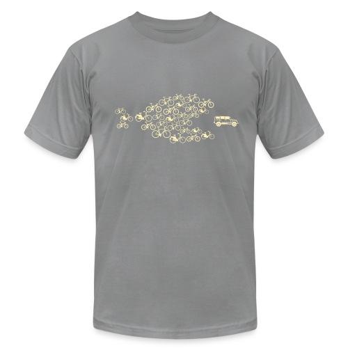 Bike Swarm - Men's  Jersey T-Shirt