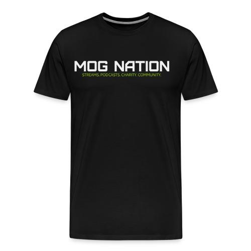 What is Mog Nation T - Men's Premium T-Shirt
