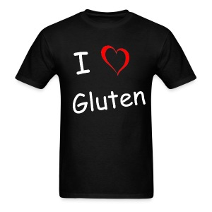 I Heart Gluten - Men's T-Shirt