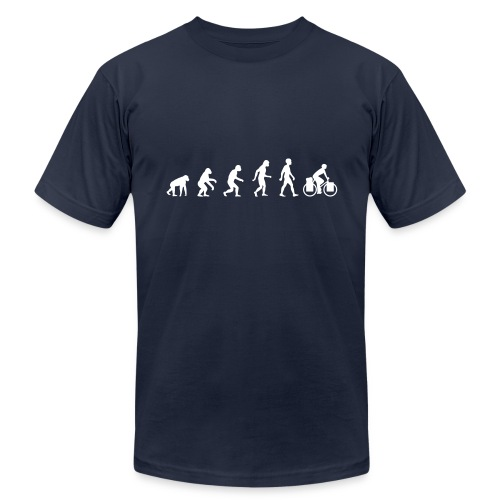 Evolution Touring - Men's Fine Jersey T-Shirt