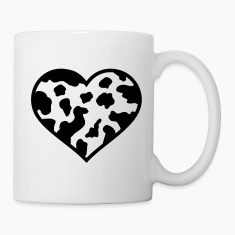 Cow Bottles & Mugs