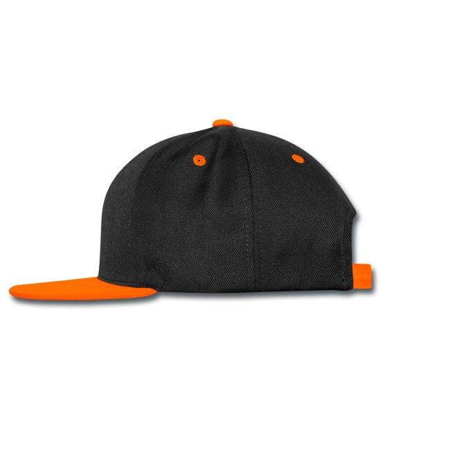 Orange Snapback