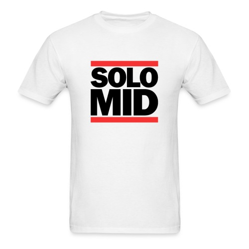 Mid Solo shirt dota2 - Men's T-Shirt