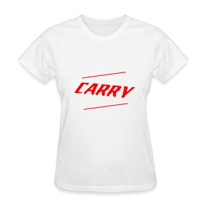Carry shirt dota2 - for female gamers - Women's T-Shirt
