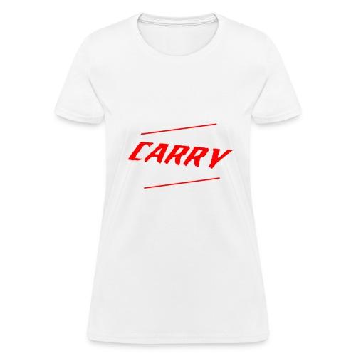 Carry shirt dota2 - for female gamers - Women's T-Shirt