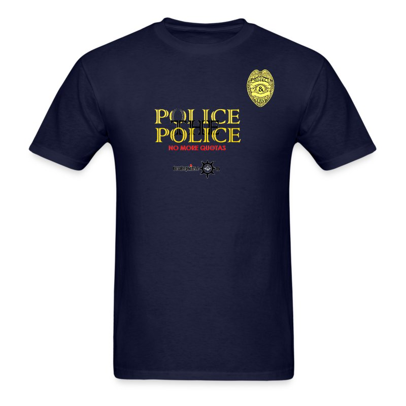 Police The Police  - Men's T-Shirt