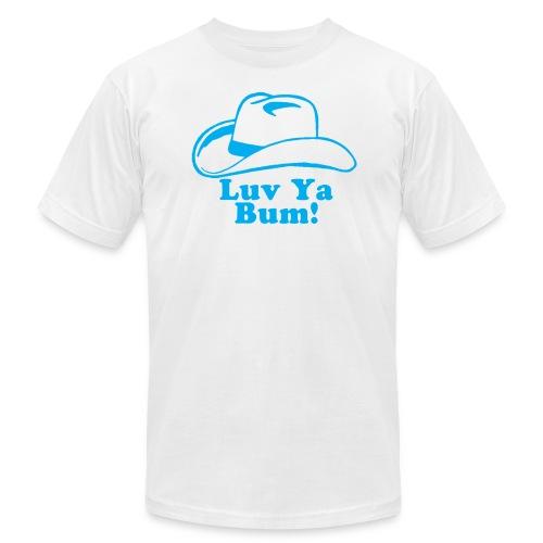 Luv Ya Bum! - Men's Fine Jersey T-Shirt