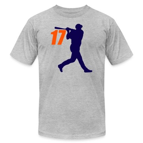 17 - Men's Fine Jersey T-Shirt