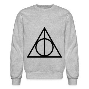Deathly Hallows Symbol - Crewneck Sweatshirt