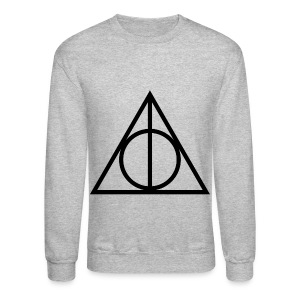 Deathly Hallows Symbol - Crewneck Sweatshirt