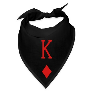 BFN King of Diamnds Scarf - Bandana