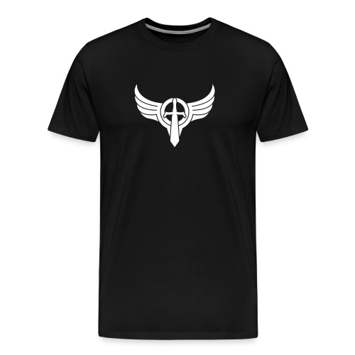 HERO Logo - Men's Premium T-Shirt