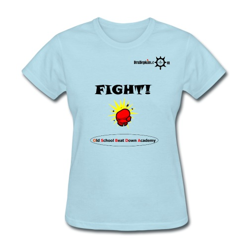 Fight Boxing FM  - Women's T-Shirt