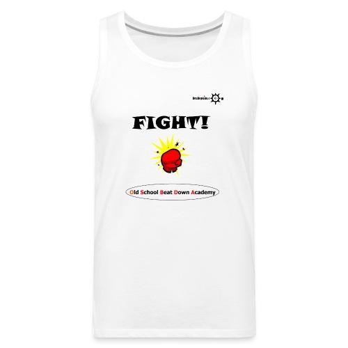 Fight Boxing M Tang - Men's Premium Tank