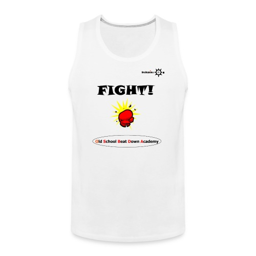 Fight Boxing M Tang - Men's Premium Tank