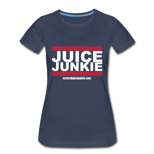 Old School Juice Junkie - Women's Premium T-Shirt