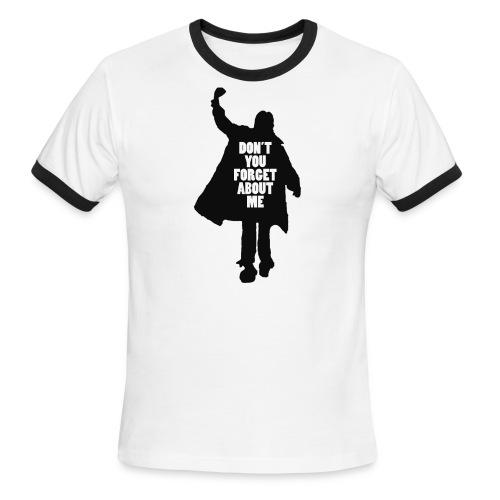 The Breakfast Club Men's Ringer T-shirt (black design) - Men's Ringer T-Shirt