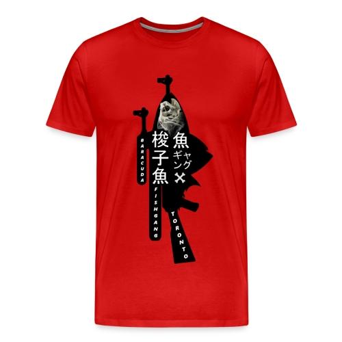 FISHGANG - Men's Premium T-Shirt