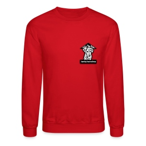 Men's Hoodless Sweatshirt - Crewneck Sweatshirt