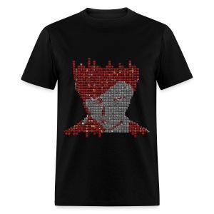 LUCIUS ACHIEVEMENT FACE - Men's T-Shirt