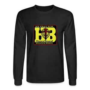 Men's HBMM Support Long Sleeve - Men's Long Sleeve T-Shirt