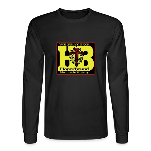 Men's HBMM Support Long Sleeve - Men's Long Sleeve T-Shirt