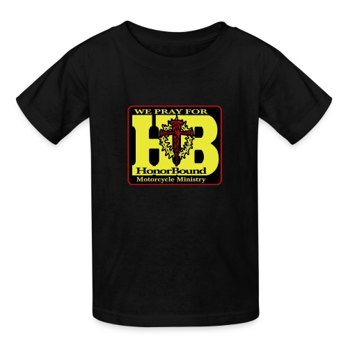 Kid's HBMM Support Long Sleeve - Kids' T-Shirt