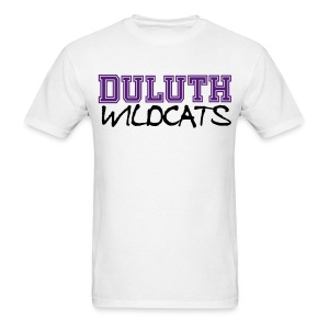 DULUTH WILDCATS1 MENS - Men's T-Shirt
