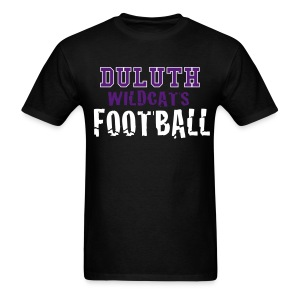 Duluth Wildcats Black MEN - Men's T-Shirt