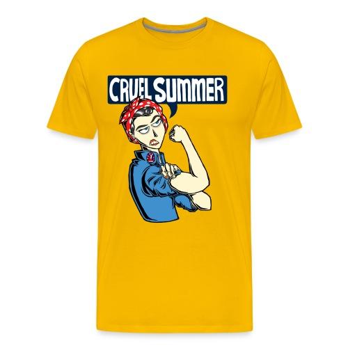 Rose The Taker  - Men's Premium T-Shirt