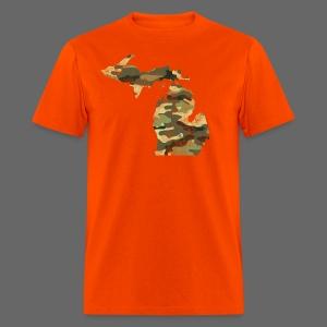 Camouflage Michigan - Men's T-Shirt