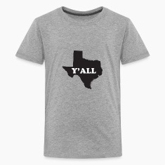 Texas Yall Kids' Shirts