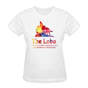 Lobo Camp Shirt 2014 | Womens White - Women's T-Shirt