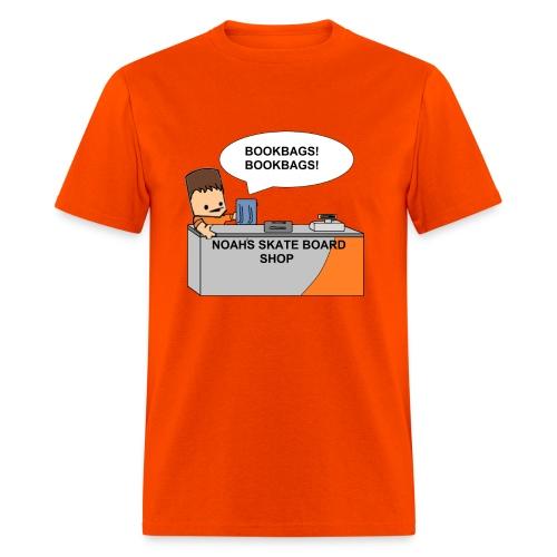 BOOKBAGS! BOOKBAGS! - Men's T-Shirt