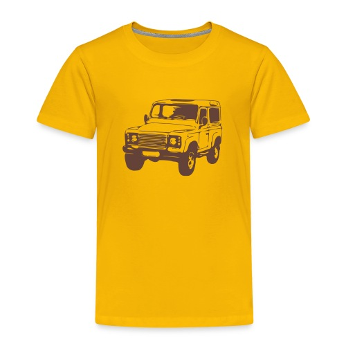 T-shirt - defender - Toddler Premium T-Shirt
