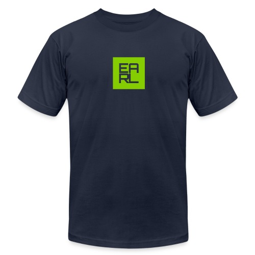 Earl Logo (Green) - Men's  Jersey T-Shirt