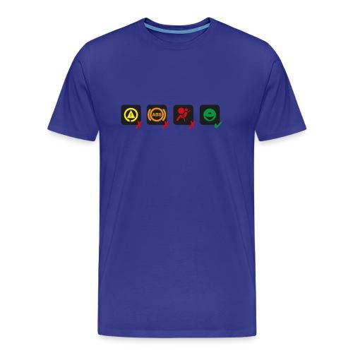 Real Driver - Men's Premium T-Shirt