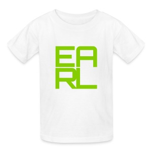 Earl Logo Kids (Green) - Kids' T-Shirt